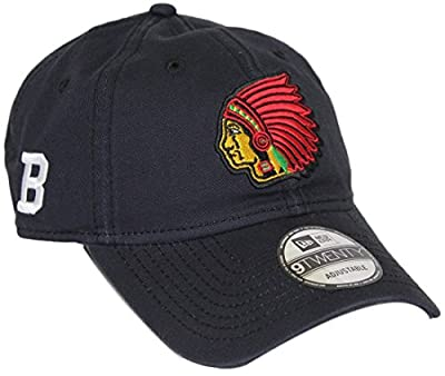 Boston Braves New Era MLB 9Twenty Cooperstown Adjustable Hat - Navy by New Era