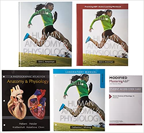 Amazon.com: Human Anatomy & Physiology, Modified Mastering A&P with ...