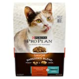Purina Pro Plan Savor Adult Shredded Blend Chicken & Rice Formula Adult Dry Cat Food - (1) 14 lb. Bag