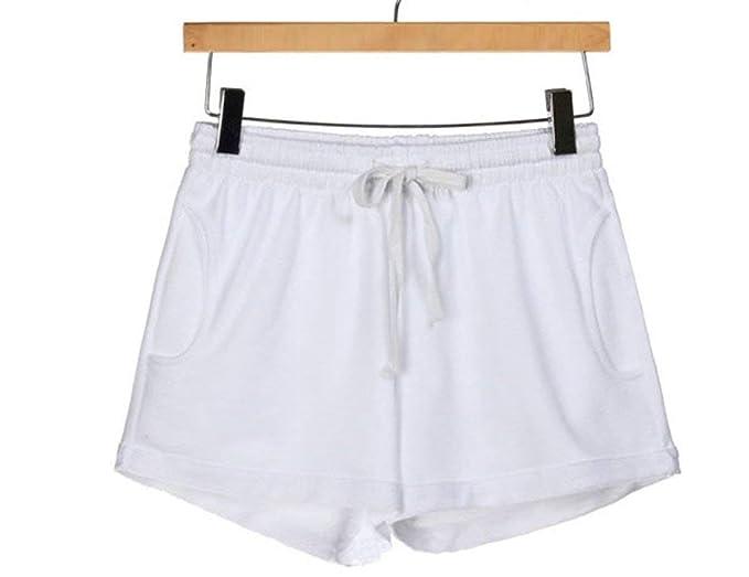 Pantalones Cortos Mujer Verano Aire Deporte Libre Casual Al ...