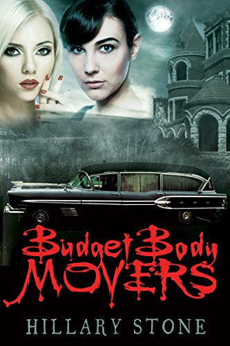 Book: Budget Body Movers - Paranormal Vampire Romance (Blood Circle) by Hillary Stone