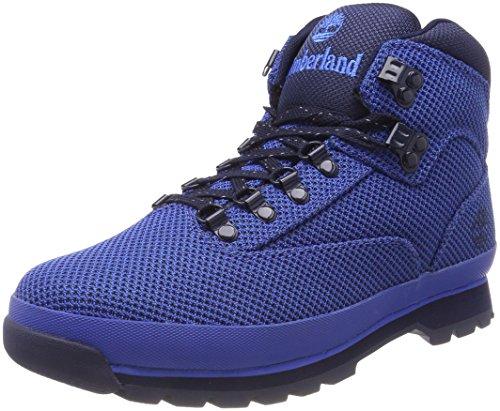 Timberland A1O72 Men's EURO Hiker Cordura Fabric Boots, Nebulas Blue - 10 M