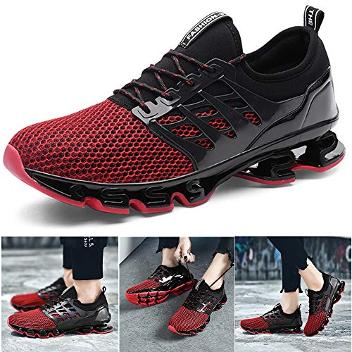 Hommes txtk06 Sport Tennis Sneakers Chaussures Running Red Training De Athlétique Compétition Basket Fitness rwrE78q