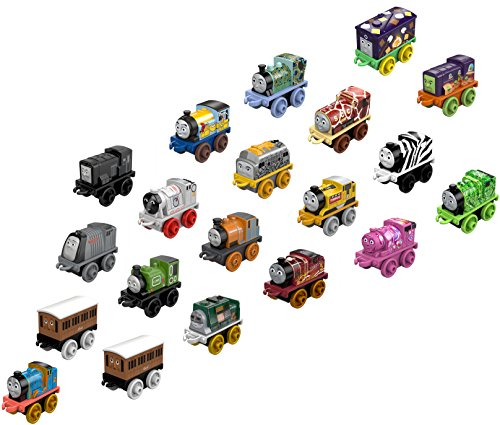 Fisher-Price Thomas & Friends MINIS 20-Pack [Amazon Exclusive]