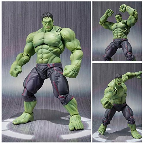 [Marvel Avengers Super Hero Incredible Hulk Action Figure Toy Doll Collection] (Lex Luthor Toddler Costume)