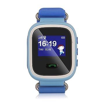 maistore Smartwatch G60 GPS Rastreador NIÑOS reloj ...