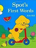 Spot's Words, Eric Hill, 0399246169