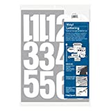 Chartpak Vinyl Numbers and Letters (CHA01196)