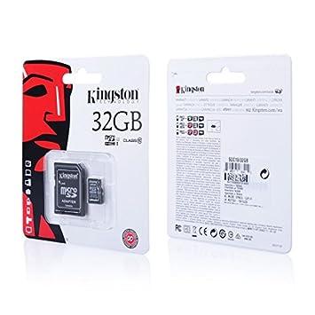 Tarjeta de memoria Micro SDHC 32 GB, clase 10, UHS-1 ...