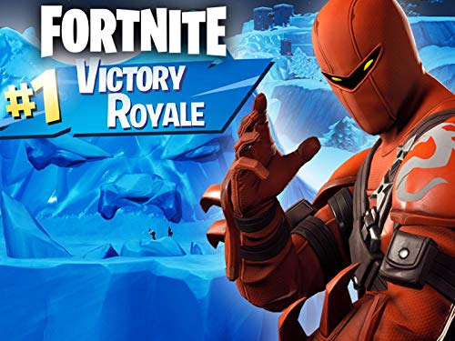 Clip: Fortnite Season 8 - Red Ninja Hybrid MVP Victory Royale! New Gameplay! -