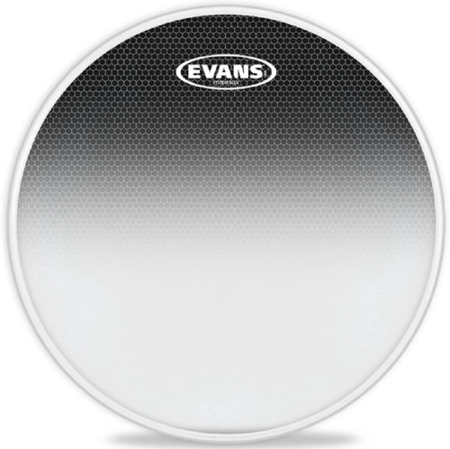 Evans System Blue SST Marching Tenor Drum Head, 8 Inch