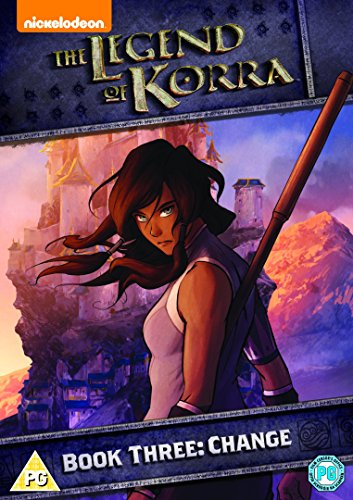 The Legend of Korra, Book Three: Change [DVD]