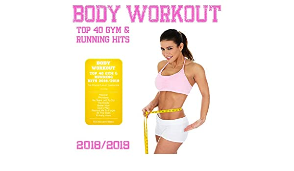 Body Workout - Top 40 Gym & Running Hits 2018 / 2019 (The ...