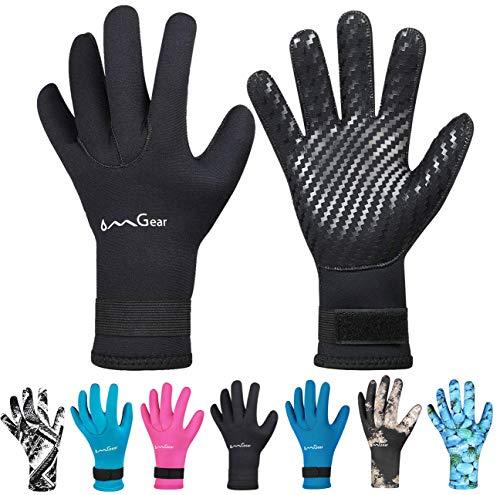 OMGear Neoprene Gloves Diving