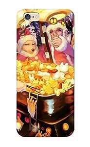 Craigeggleston Anti-scratch And Shatterproof Holidays Christmas Seasonal Festive Phone Case For Iphone 6 Plus/ High Quality Tpu Case