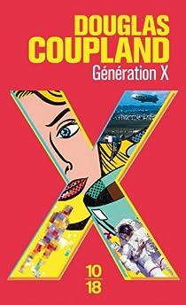 Génération X par Coupland