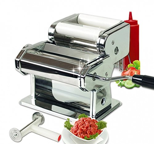 Bradex Ravioli Machine and Rolling Out Dough for Pasta Maker and Cutter (tk0094)