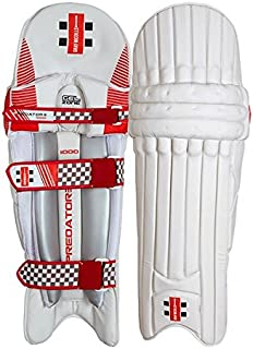 Gris Nicolls Extratec Protection Predator 31000Jambières de Cricket