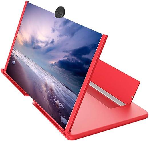 lunch box 3D Screen Lupa Smartphone Movie Amplificador HD con ...