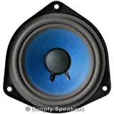 Simply Speakers 4.5 BOSE STYLE FULL RANGE, 802, 901, 1 OHM