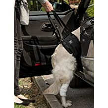 toldi Dog Lifting Harness with Adjustable Strap - K9 - Lift Rehabilitation and Mobility Sling - The Canine Back Leg Lifter Support Sling Will Help Your Dog After Injuries, Arthritis, Weak Hind Legs