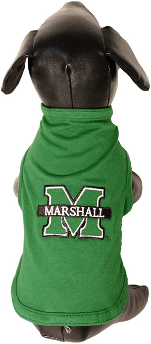NCAA Marshall Thundering Herd All Weather Resistant Protective Dog Outerwear X-Large