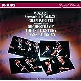 Mozart: Serenade, K361 - Gran Partita