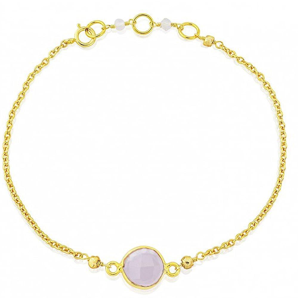 Nathis Rose Quartz Necklace