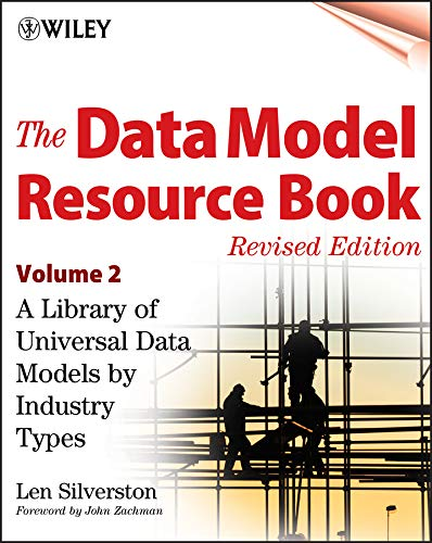 The Data Model Resource Book, Vol. 2: A Library of Data Models for Specific Industries by imusti