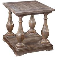 Bassett Mirror Hitchcock Rectangular End Table, BM-T2618-200