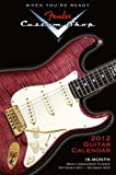 img - for Fender Custom Shop Guitar 2012 Engagement (calendar) book / textbook / text book