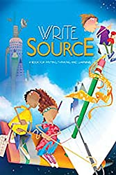 Write Source, A Book for Writing, Thinking, and Learning.  Generation III. Grade 5