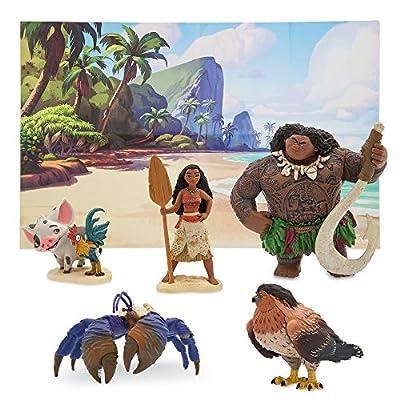 Disney Moana Figure Play Set No