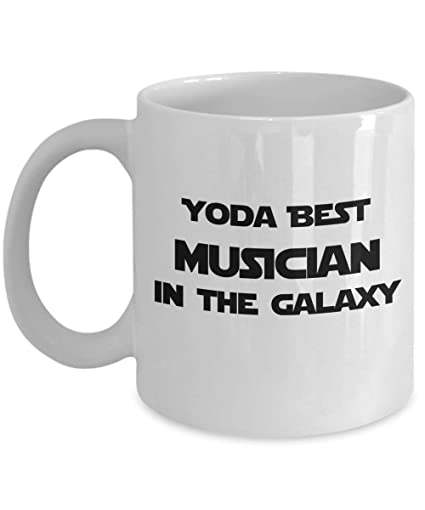 gifts for musicians yoda best musician in the galaxy musician gifts for women or