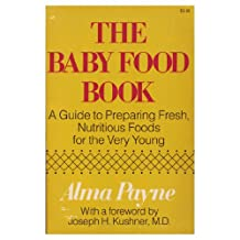 The Baby Food Book