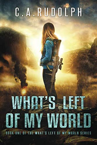 What's Left of My World: A Story of a Family's Survival (Volume 1)