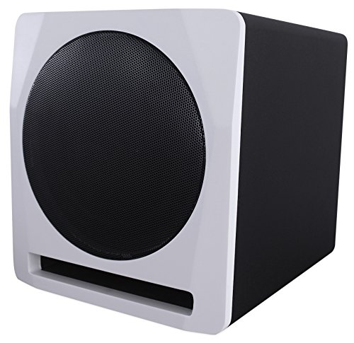 Rockville APM10W 10' 400 Watt Powered/Active Studio Subwoofer Pro Reference Sub