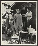 Photo: Sculpture,Abraham Lincoln,plaster,Thai members,USIS Bangkok art department,1959