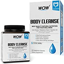 WOW Body Cleanse 60 Capsules
