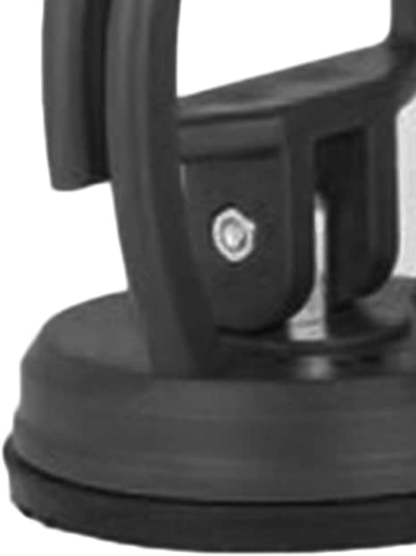 ESjasnyfall Extractor de abolladuras Reparaci/ón de carrocer/ía Panel Pantalla Herramienta Abierta Extractor Universal Herramientas de Transporte Almohadilla de Ventosa para autom/óvil Negro