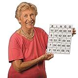 Large-Print Bingo Cards (set of 25)