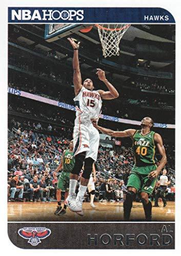 2014-15 NBA Hoops Basketball #1 Al Horford Atlanta Hawks ()