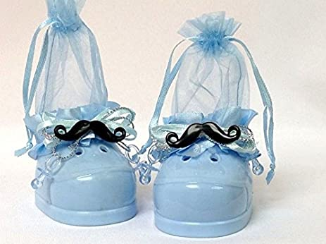 Amazon Baby Shower Mustache Little Man Shoe Party Favors Party
