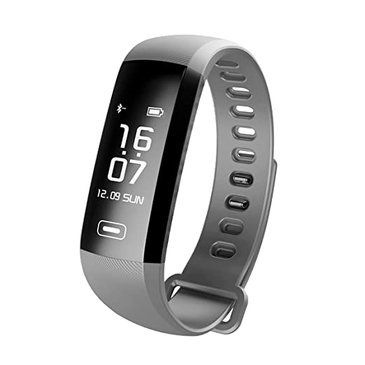 Montre Connectée , Fitness Tracker - Fitness Tracker Heart Rate Monitor Watch Smart Band , Smart