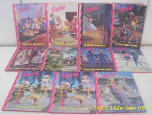 13 Book Barbie & Friends Book Club Set (Barbie & Friends Book ()