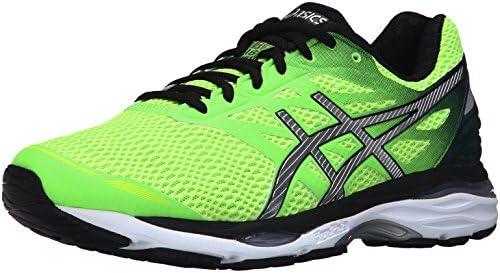 ASICS Men's Gel Cumulus 18 Running Shoe, Green GeckoSilver