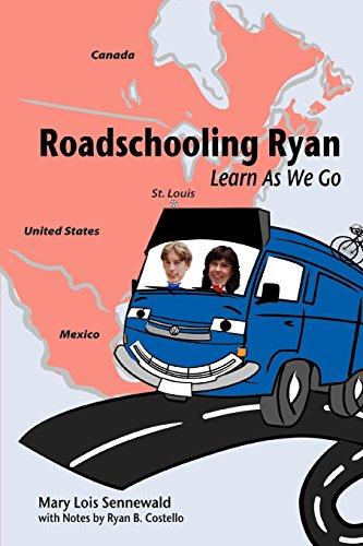 Roadschooling Ryan: Learn As We Go