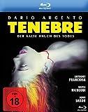 Tenebre - Der kalte Hauch des Todes [Blu-ray] [Alemania]
