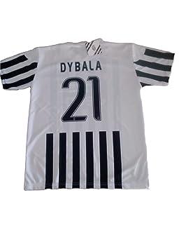 PERSEO TRADE S.R.L. - Réplica oficial de la camiseta de fútbol de la Juventus, del