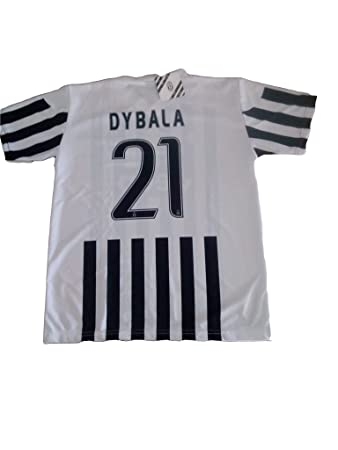 Football Shirt Juventus Dybala 21 Official 2015 2016 Replica Child and  Adult Exclusive All Sizes fdd57b302
